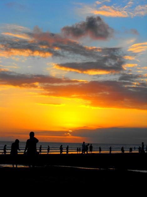 Legian Beach - Bali, Indonesia