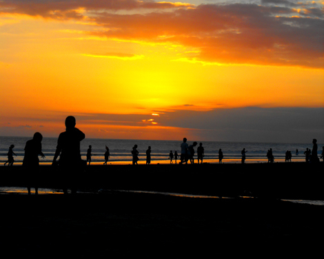 BALI Legian Sunset FEATURED