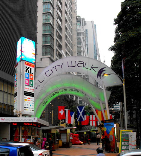 KL City Walk HEADER IMAGE