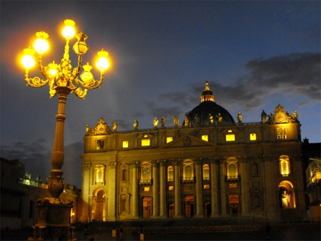 St Paul's Cathedral - Vatican City, Rome, Italy