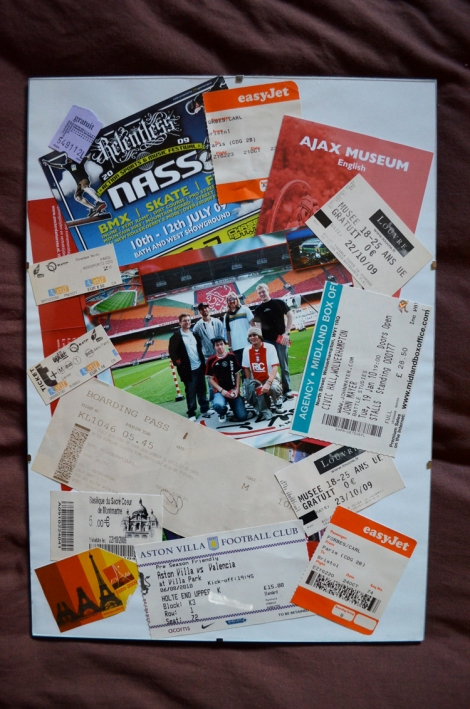 NASS Festival, Amsterdam & Paris - 2008 & 2009