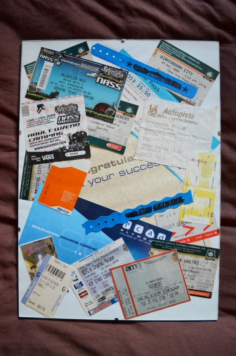 Euro Road Trip, NASS Festival and Graduation - 2008