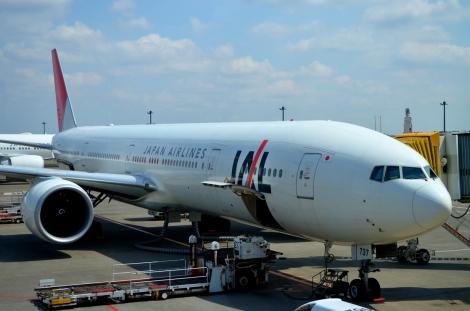 Very shiny plane!
