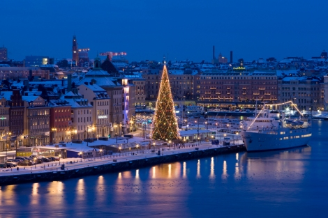 Looks purdy at Christmas (Image Credit: ILGA2012.org)