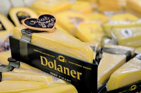 Plenty of cheese!