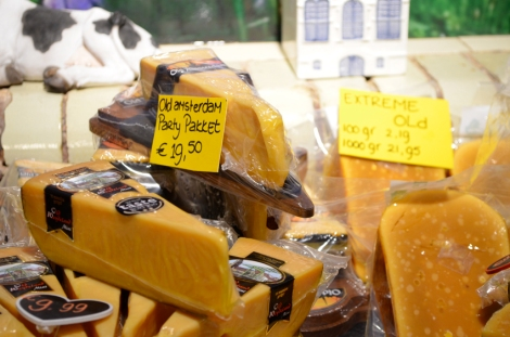 But we found lots of cheese!