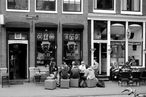 Cafe culture...