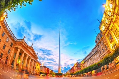 The spire marks the spot! (Image credit: Shutterstock)