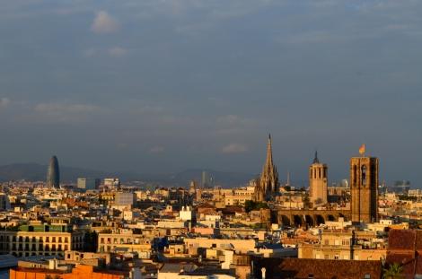 My precious city!