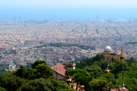 Beautiful Barcelona!