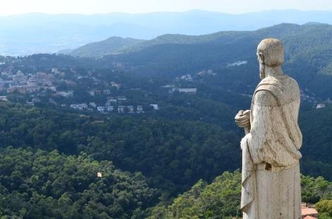 The Collserola region's watchful guardian.