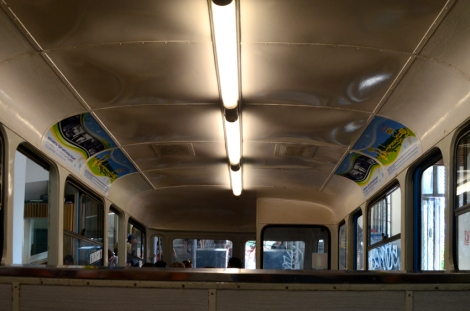 Here's the interior view - just what you wanted, I know!