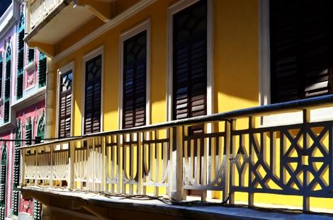 Mediterranean style windows and doors - Macau, China