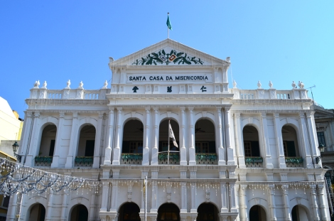 Santa Casa da Misericórdia - Holy House of Mercy on Largo do Senado